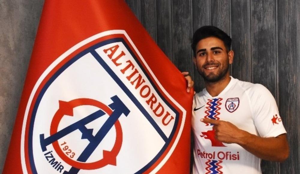 Altınordu, Beşiktaş'ın genç forvetini kiraladı