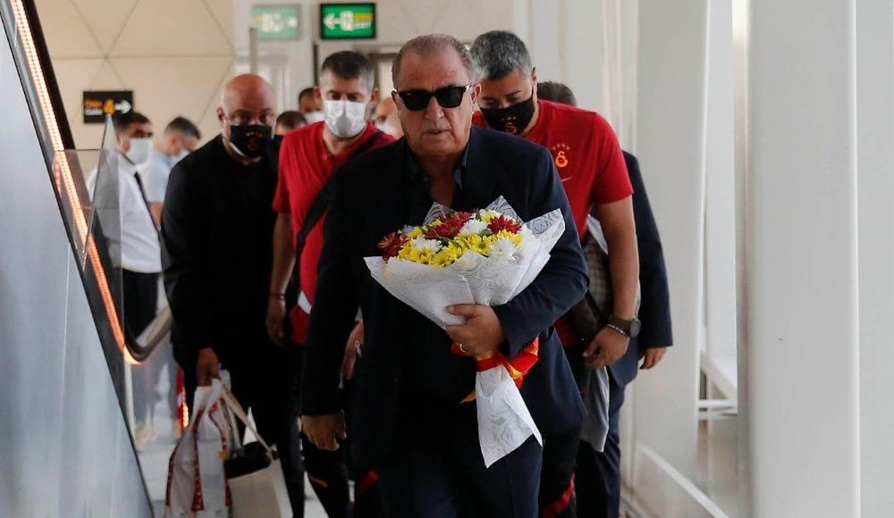 Galatasaray, Neftçi maçı için Bakü'de