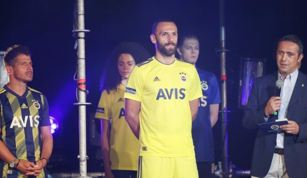 Fenerbahçe'den Muriç'e veda: 'İçimiz biraz buruk'
