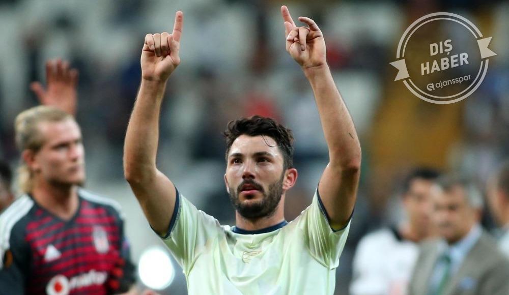 İtalyanlar Tolgay Arslan'ın 'dürüm'ünü konuşuyor!