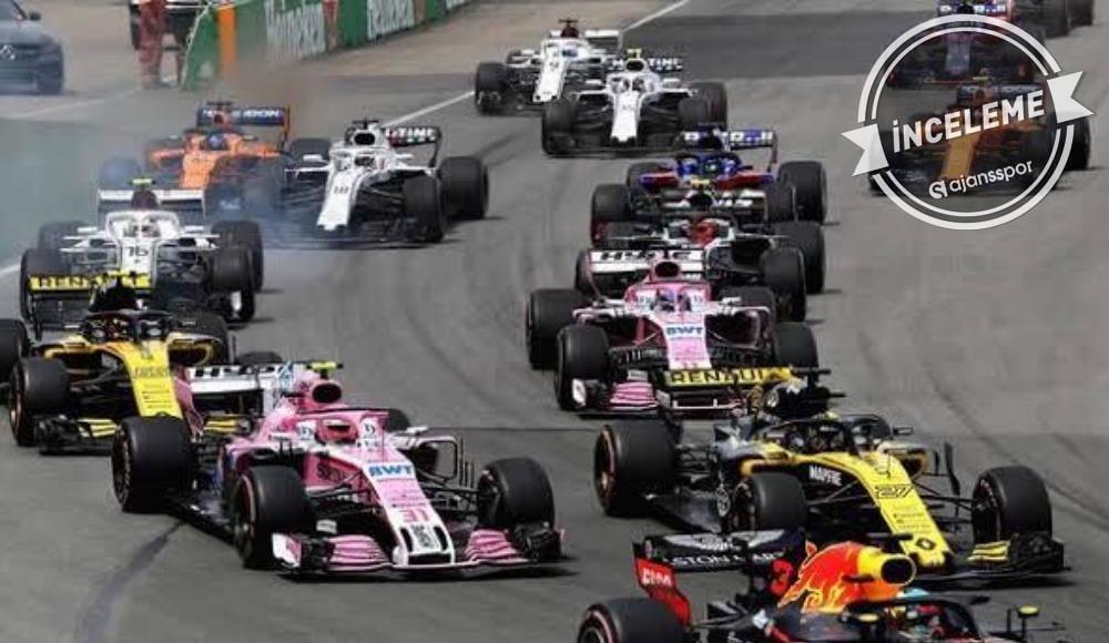 İşte Formula 1 pilotlarının arkasındaki ekip!