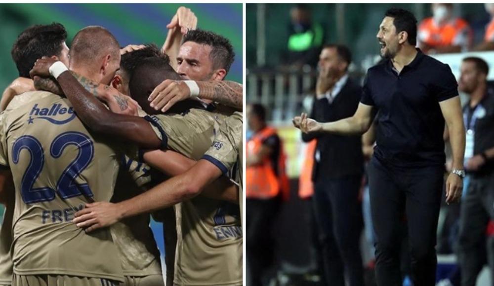 Erol Bulut'tan Hatayspor maçına farklı 11!