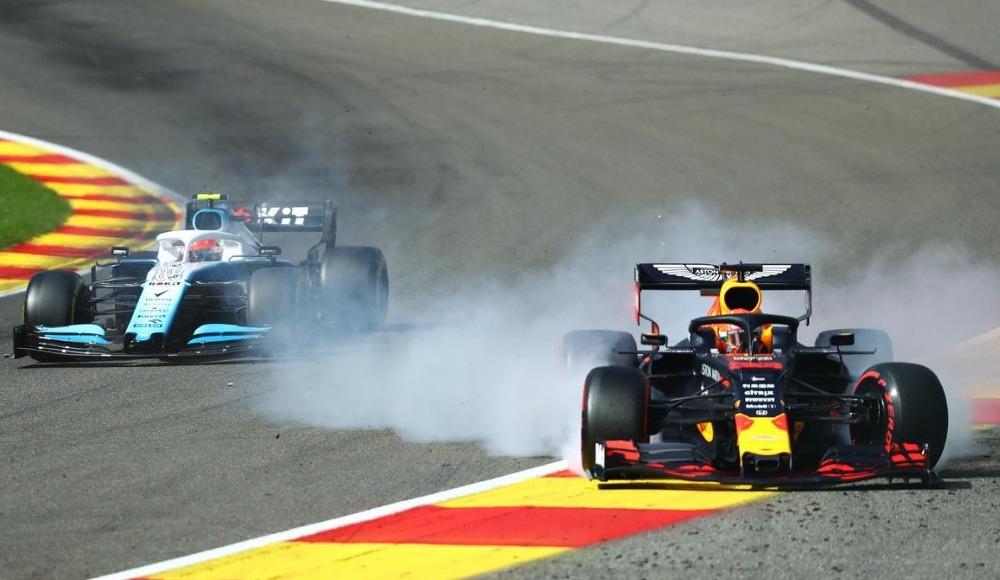 Formula 1 pilotu küfürler yağdırdı
