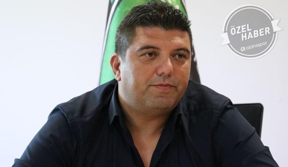Denizlispor'dan taraftarlara transfer müjdesi! Canlı yayında açıkladı...