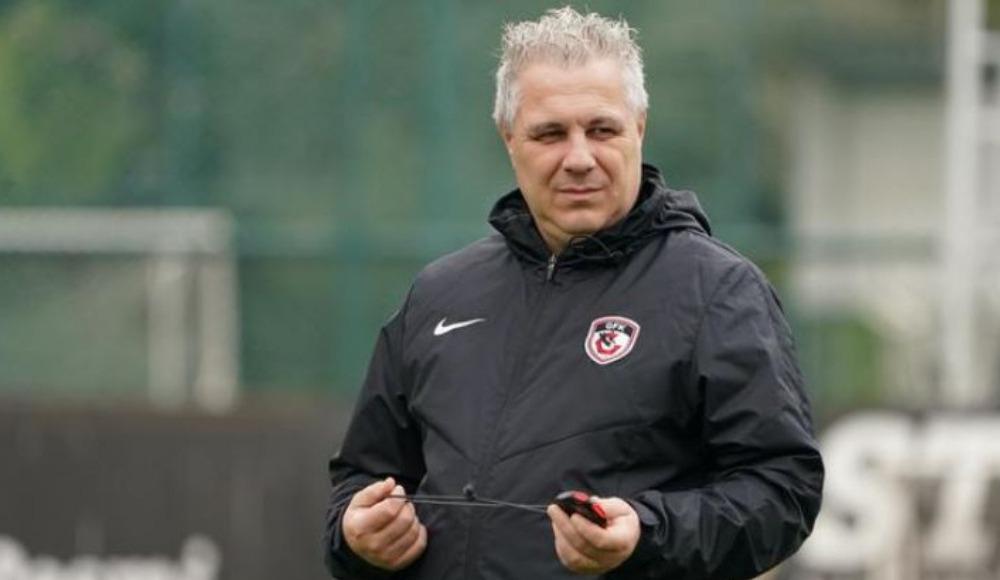 Gaziantep FK, Antalyaspor maçına hazırlanıyor