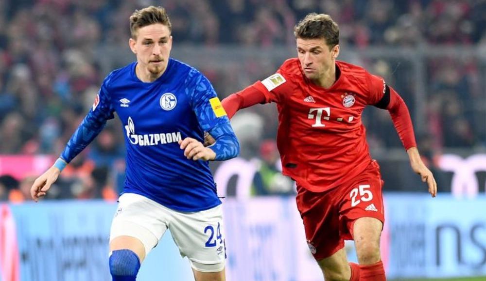 Bayern Münih - Schalke 04 (Canlı Skor)