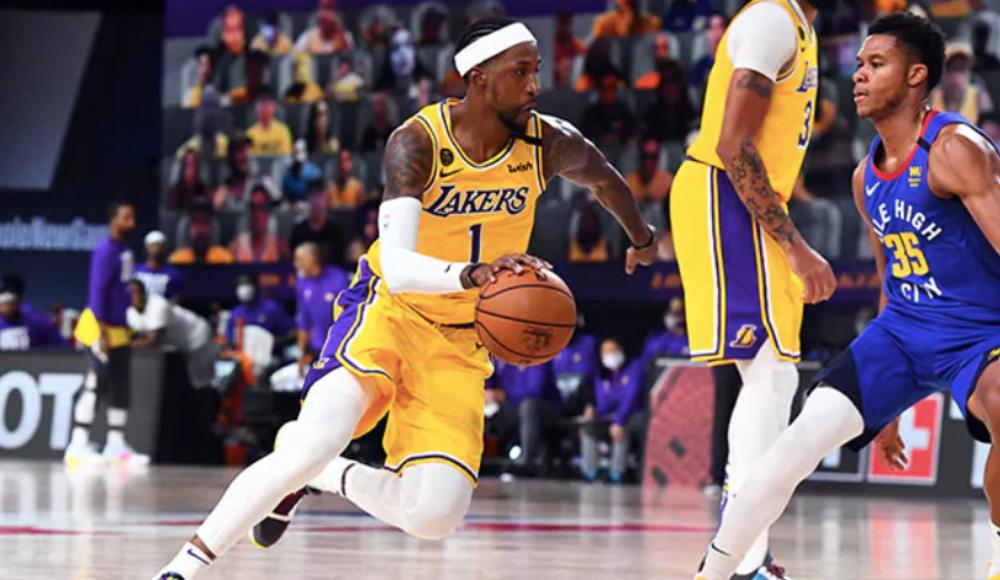 Lakers, konferans finallerine galibiyetle başladı