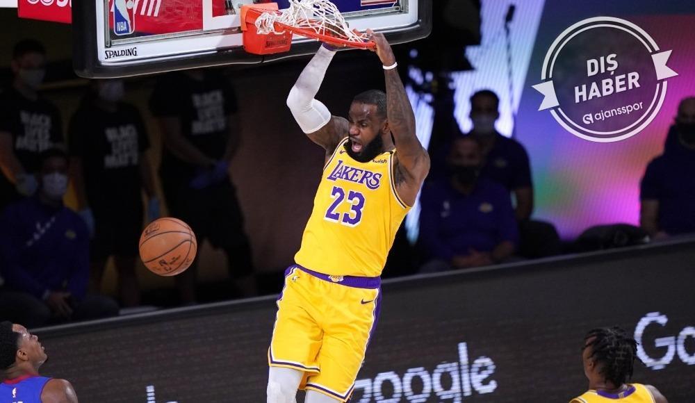 """LeBron'dan MVP tepkisi: """"Beni sinirlendirdi"""""""