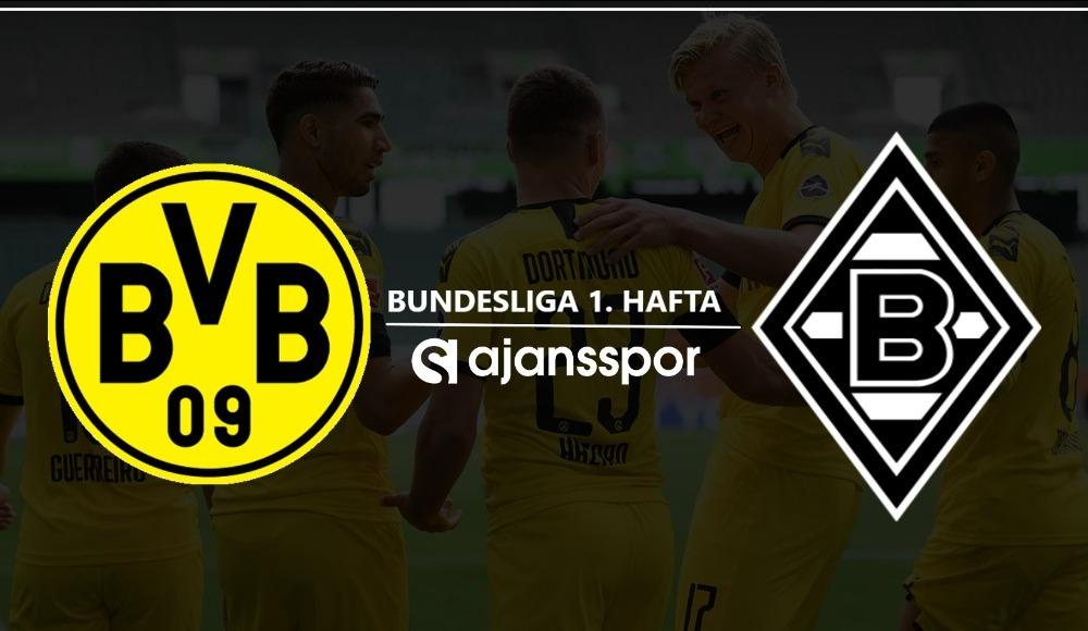 Dortmund - M. Gladbach (Canlı Skor)