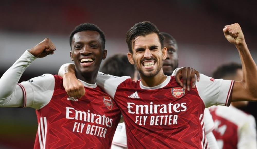 Derbide kazanan Arsenal oldu