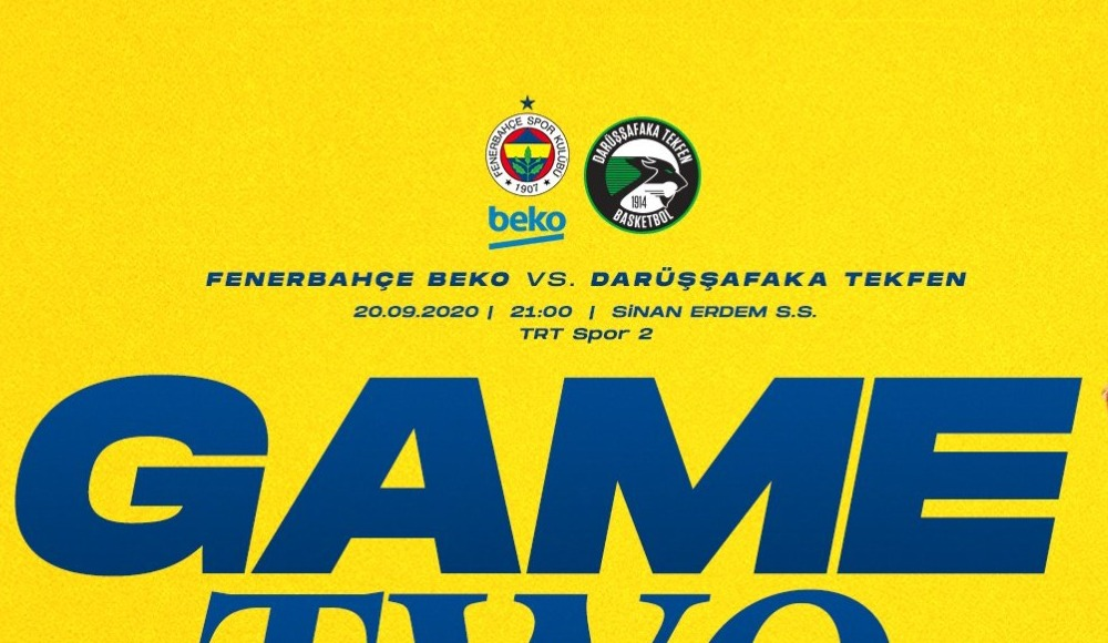 Fenerbahçe Beko - Darüşşafaka (Canlı Skor)