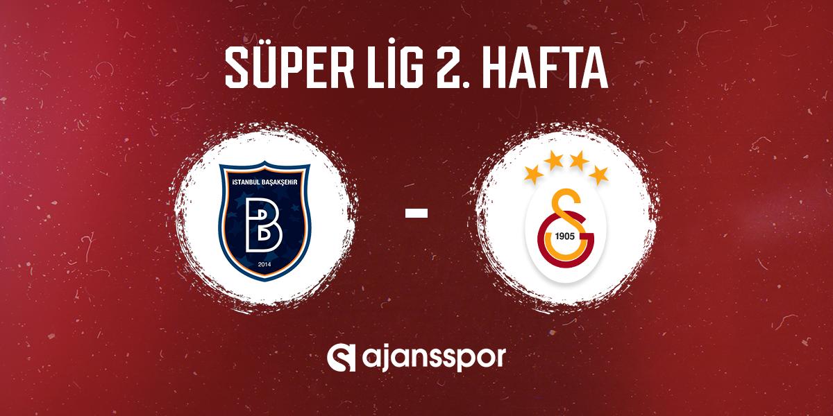 Başakşehir Galatasaray maçı canlı izle   Bein Sports 1 yayın seyret