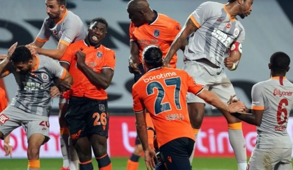 Başakşehir  - Galatasaray maç yayını!