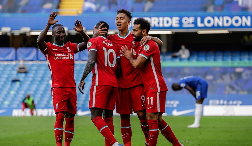 Liverpool dur durak bilmiyor!