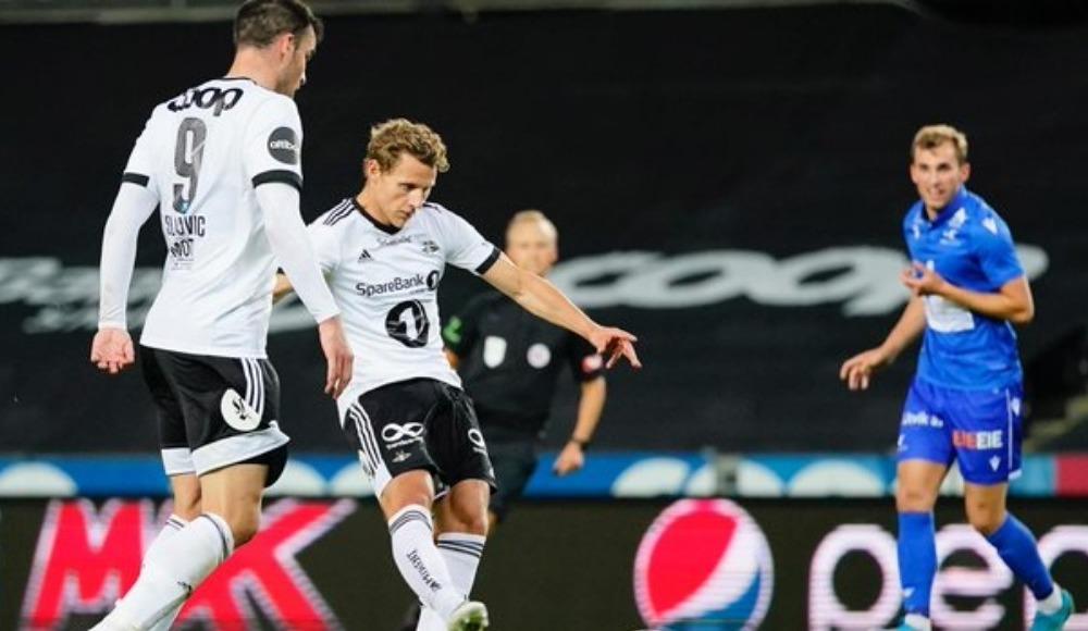 Rosenborg kazanmasını bildi