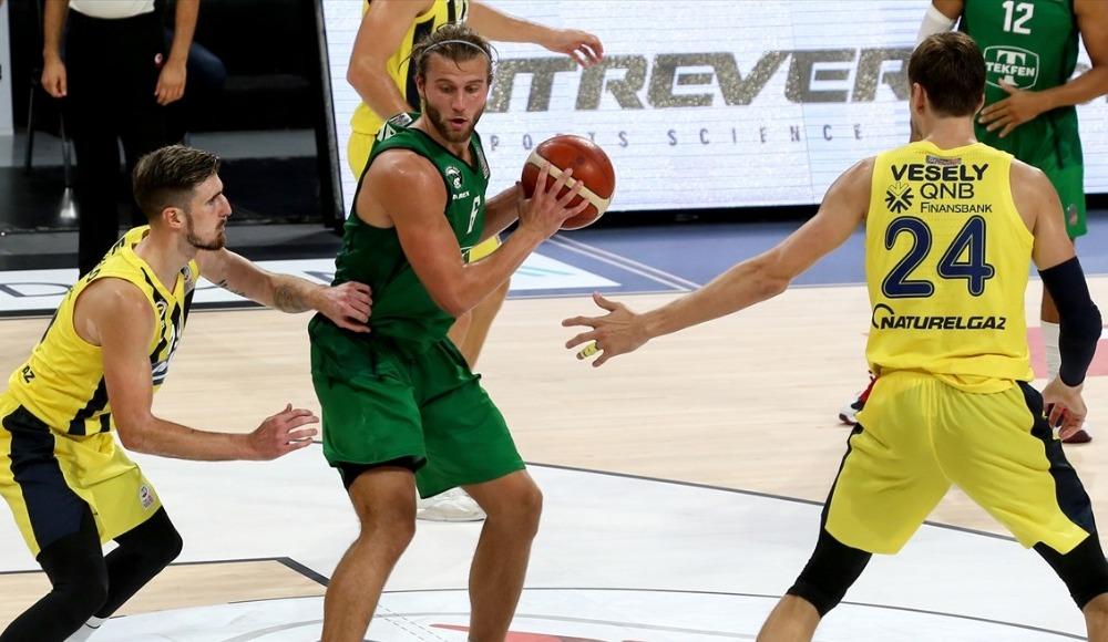 Mehmet Baturalp Turnuvası'nda Fenerbahçe şampiyon