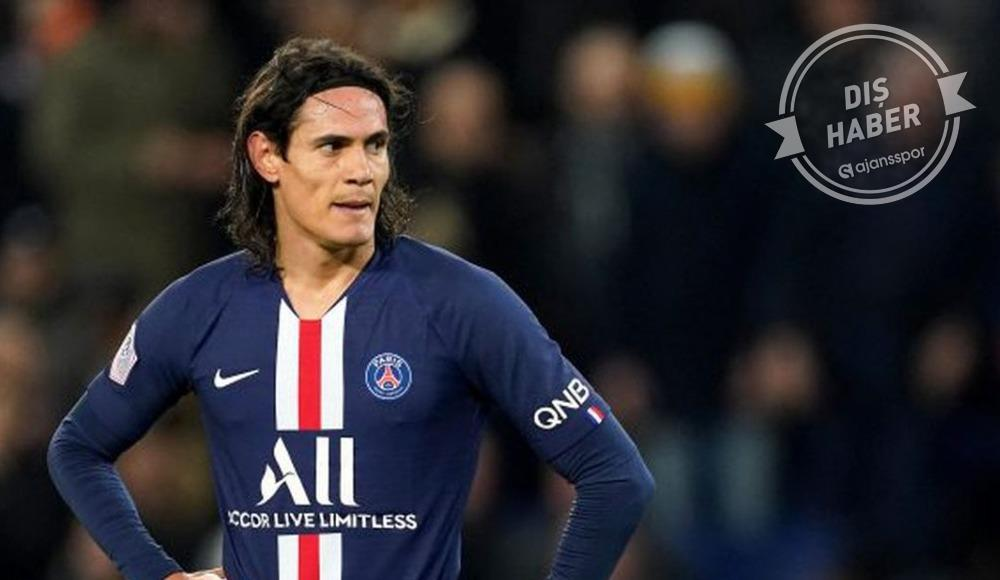 Real Madrid'de hedef Cavani