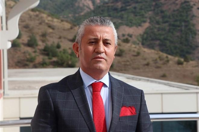 Gümüşhanespor'un yeni başkanı Vahit Olgun oldu