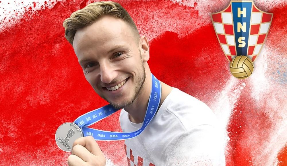 Hırvat futbolcu Ivan Rakitic milli takıma veda etti