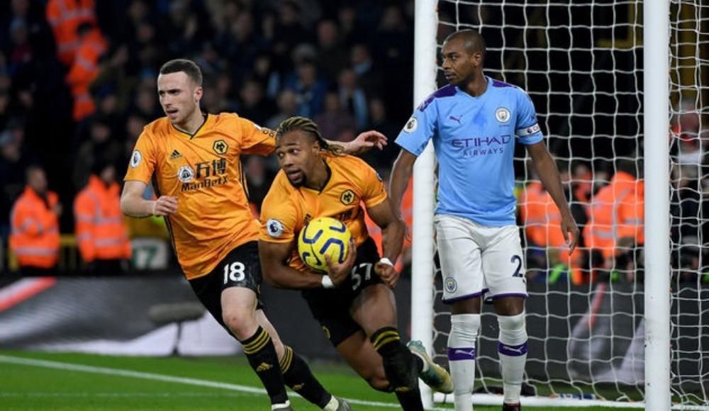Wolverhampton - Manchester City (Canlı Skor)