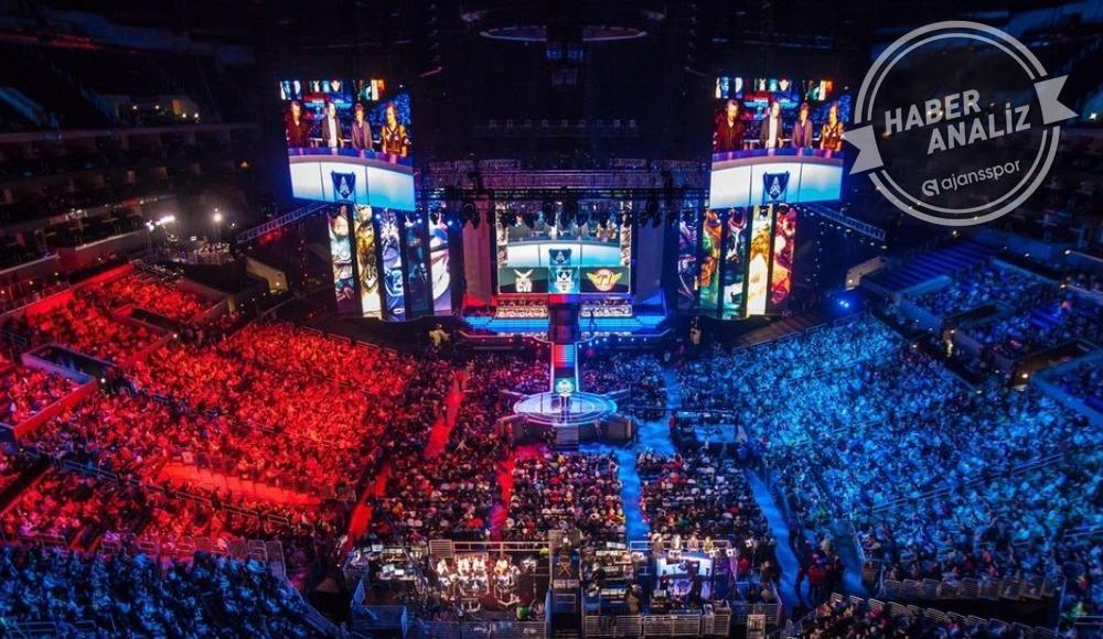 Espor Lol Dünya Şampiyonası'ndaki son gelişmeler