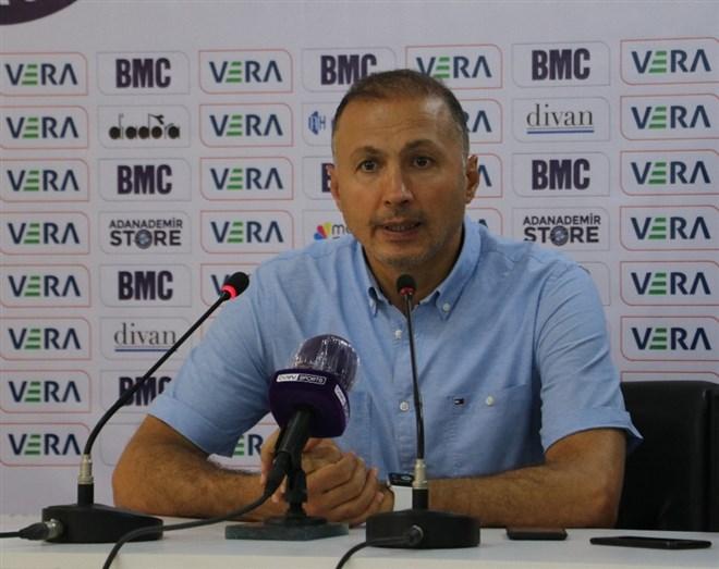 """Ahmet Taşyürek: """"Bizim için değerli bir maç oldu"""""""