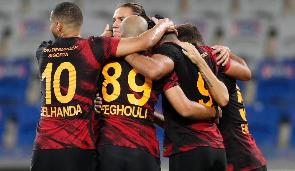 Süper Lig'de 2. haftayı Galatasaray lider kapattı