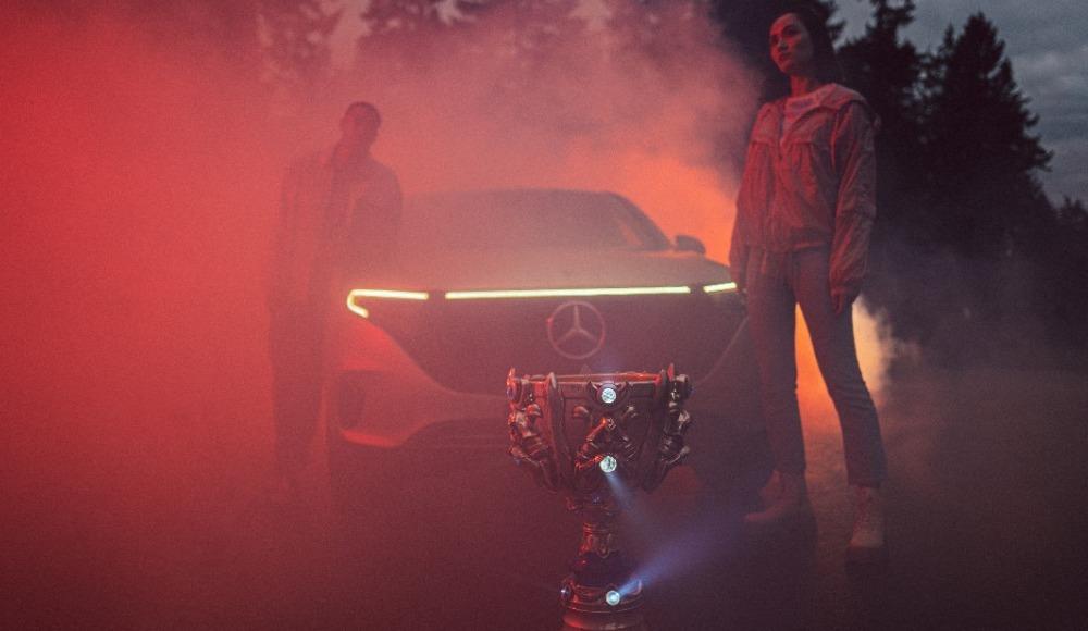 LoL Dünya Şampiyonası'nın yeni sponsoru Mercedes