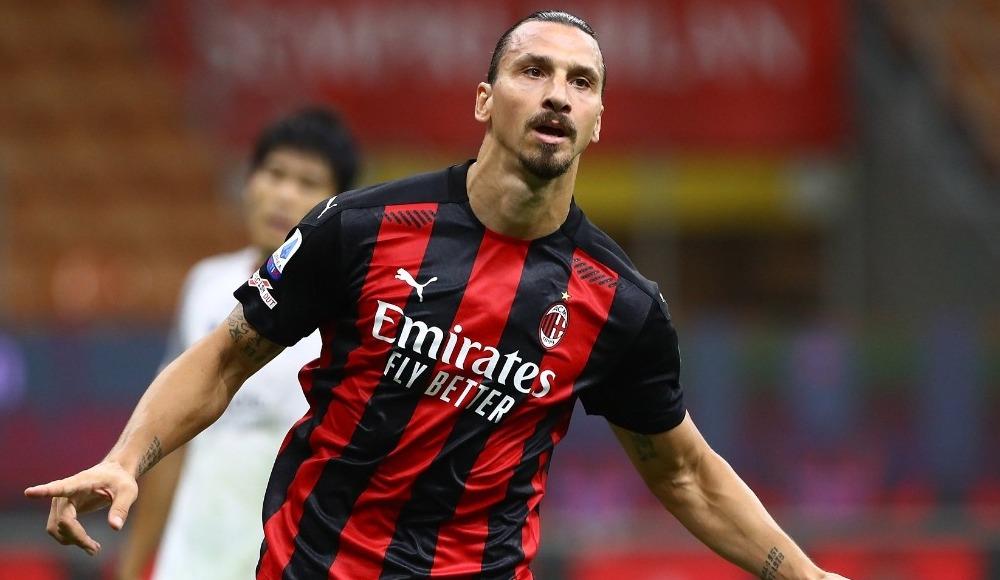 Zlatan Ibrahimovic ligi golleriyle açtı!