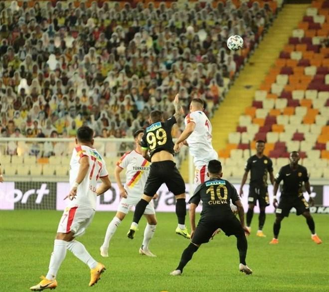 Adem Büyük ile Cueva'nın performansı Hamzaoğlu'nu mutlu ediyor