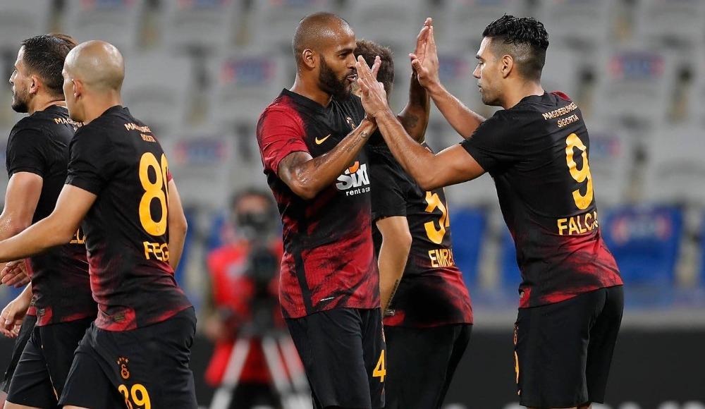 Galatasaray'da Levent hoca ve Riera devrede