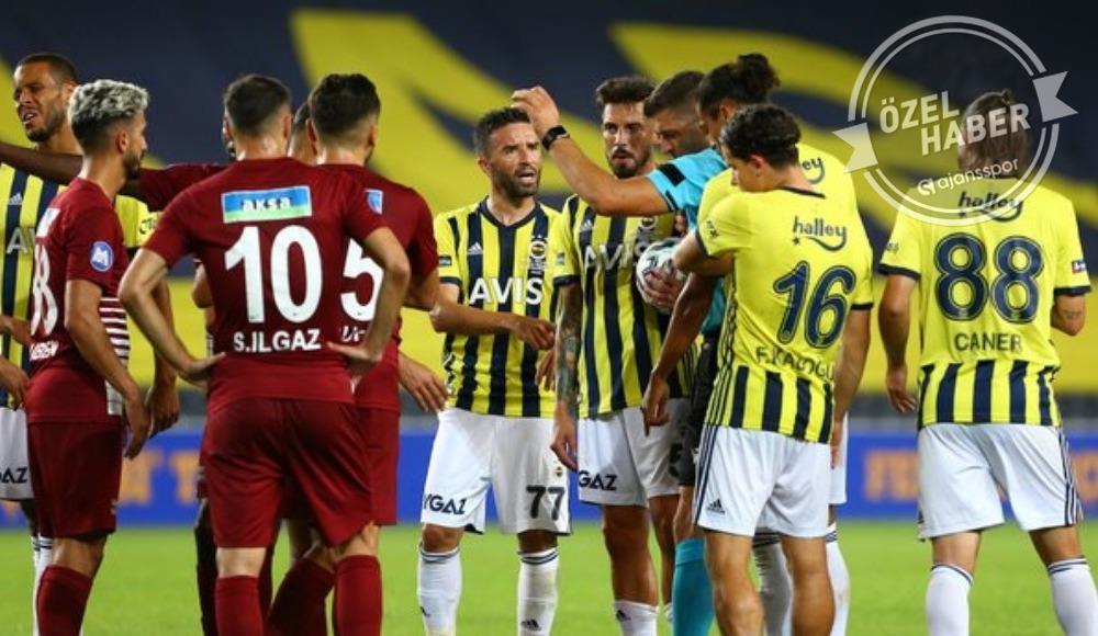 """""""Hakem Fenerbahçe'nin kazanması için her şeyi yaptı"""""""