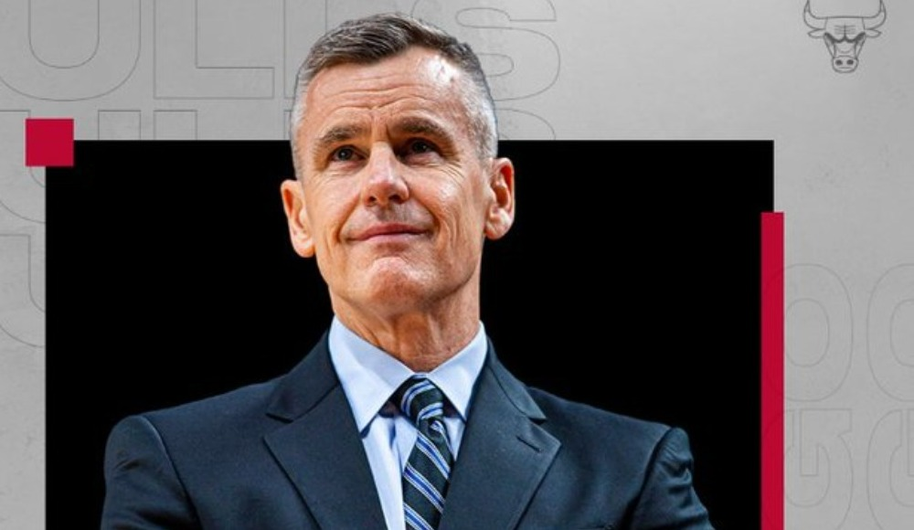 Chicago Bulls'ta Billy Donovan dönemi