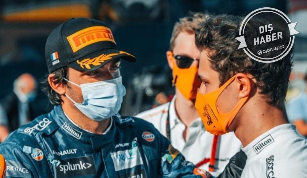 McLaren pilotları Rusya GP için görüşlerini dile getirdi