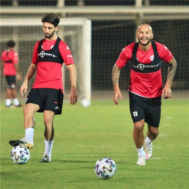 Antalyaspor, Denizlispor hazırlıklarına başladı