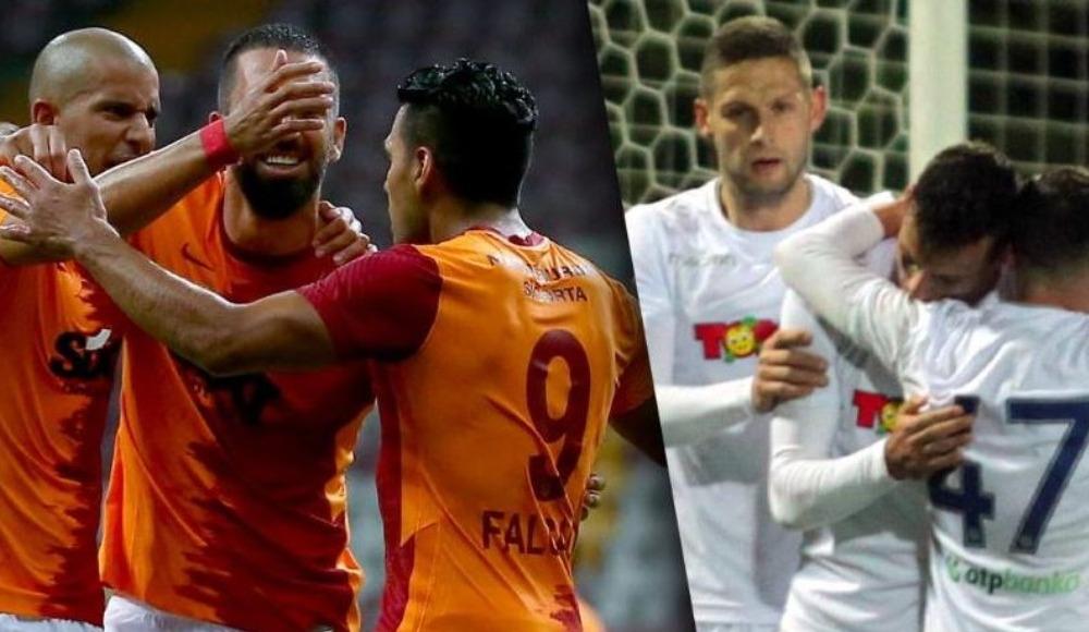 Galatasaray sahne alıyor, Almanlar canlı yayınlıyor!