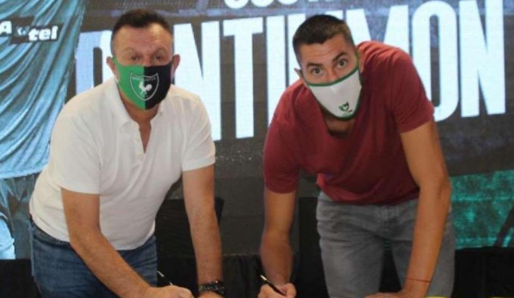 Yeni transfer Pantilimon'dan Denizlispor'a rest!