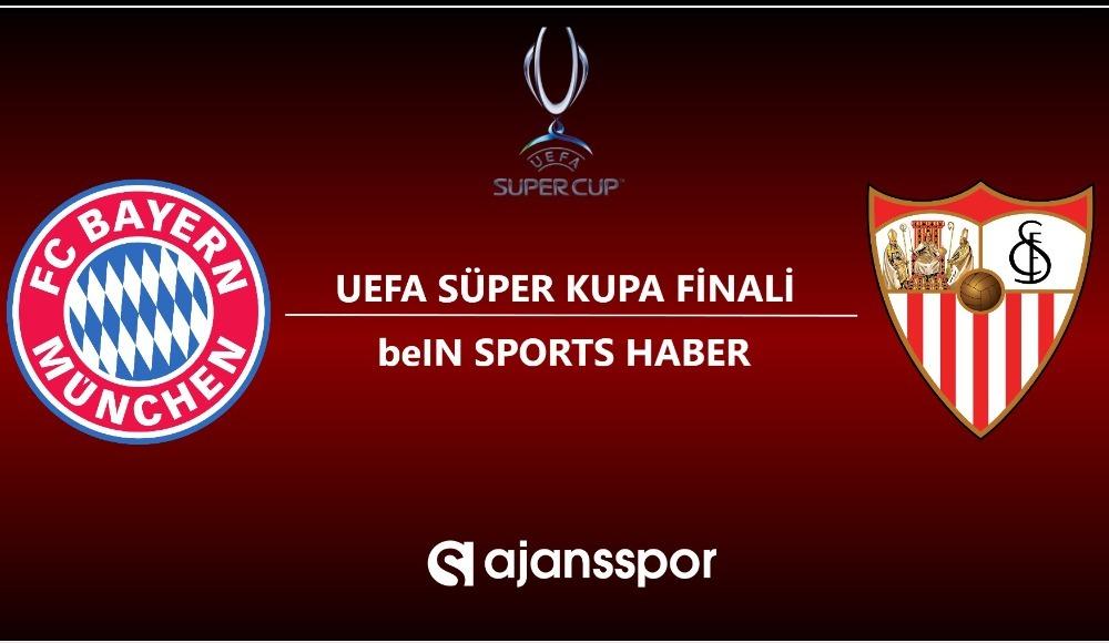 Bayern Münih - Sevilla (Canlı Skor)