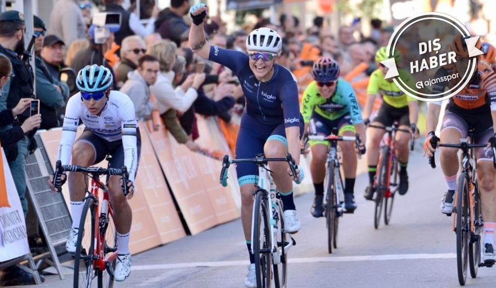 Dünya Yol Bisikleti Şampiyonasında günün en hızlısı Anna van der Breggen