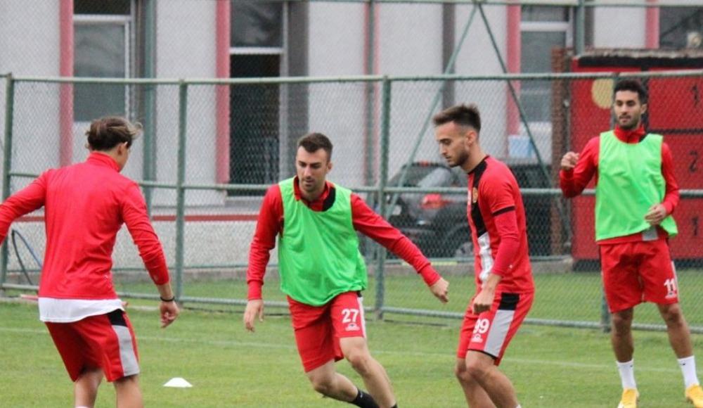 Eskişehirspor golü unuttu