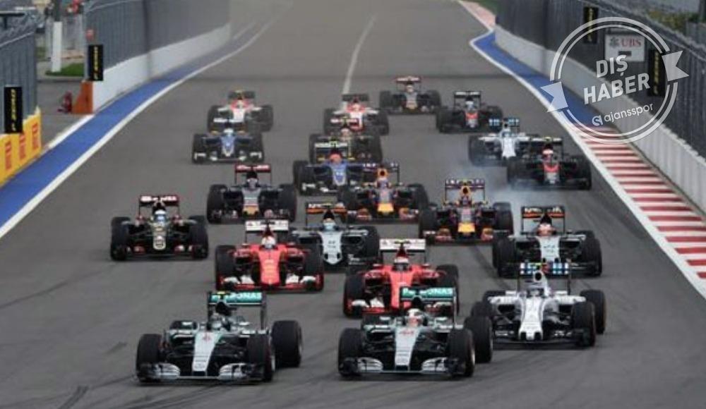 Formula 1' de sıradaki durak Rusya