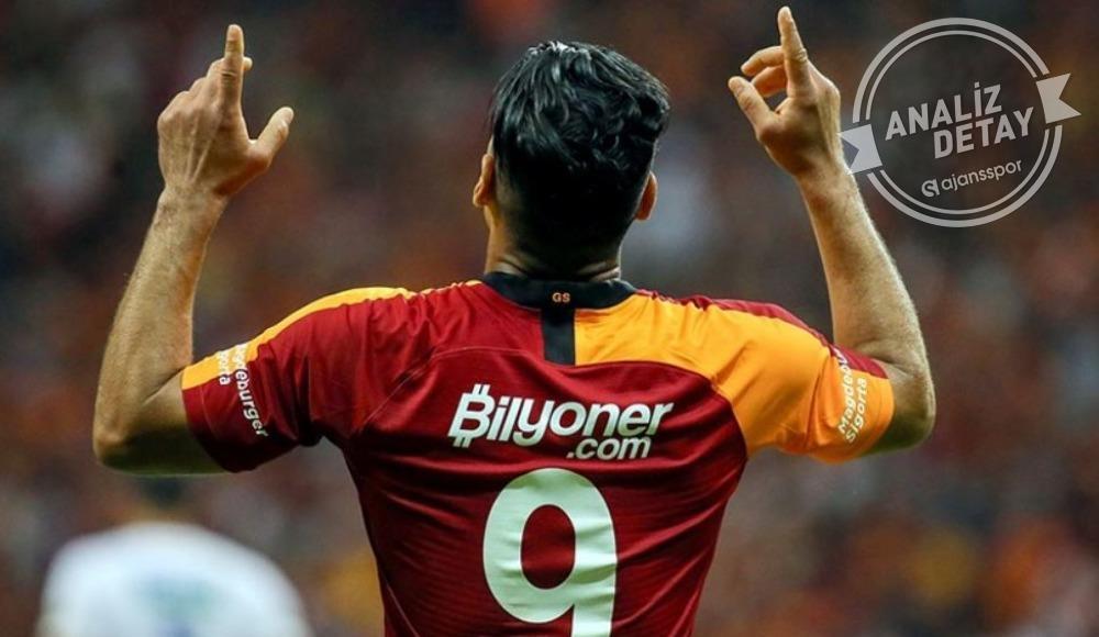 Falcao, Fenerbahçe derbisine bileniyor!