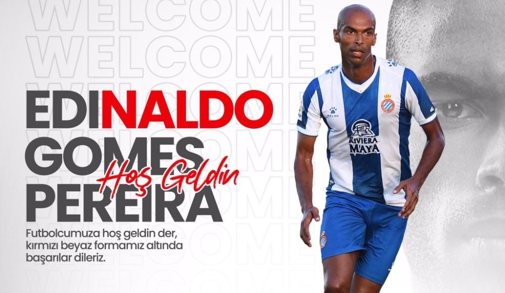 Antalyaspor, Naldo transferini resmen açıkladı!