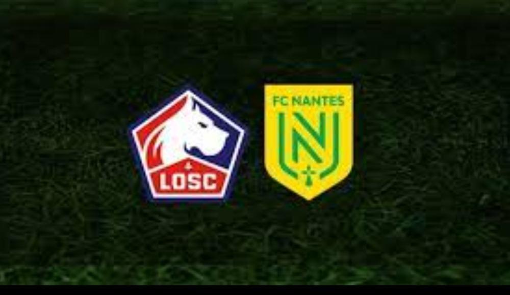 Lille OSC - Nantes (Canlı İzle)