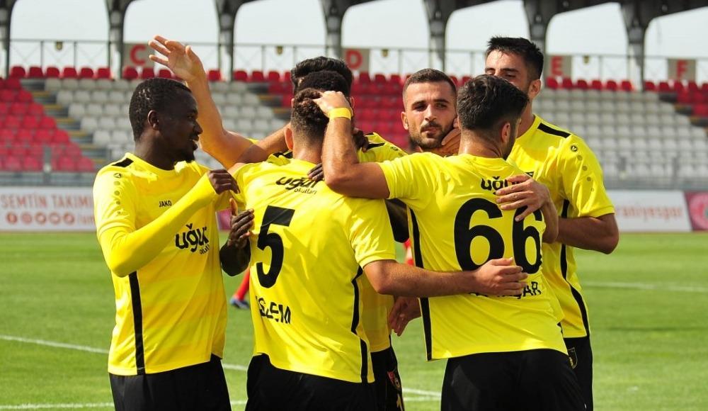 İstanbulspor 3 attı, 3 aldı