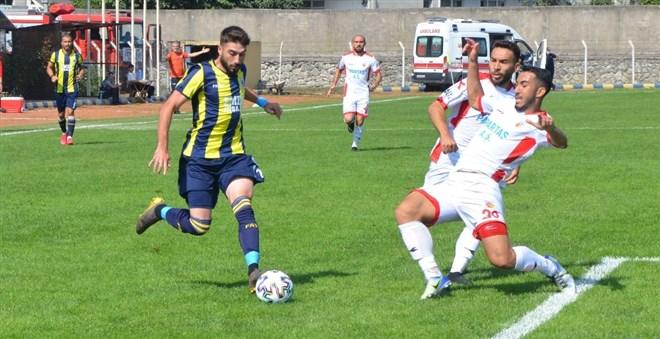 Fatsa Belediyespor sahasında kazandı: 2-0