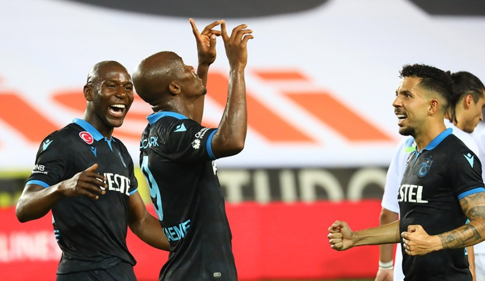"""Nwakaeme: """"Kazandığımız için mutluyum"""""""