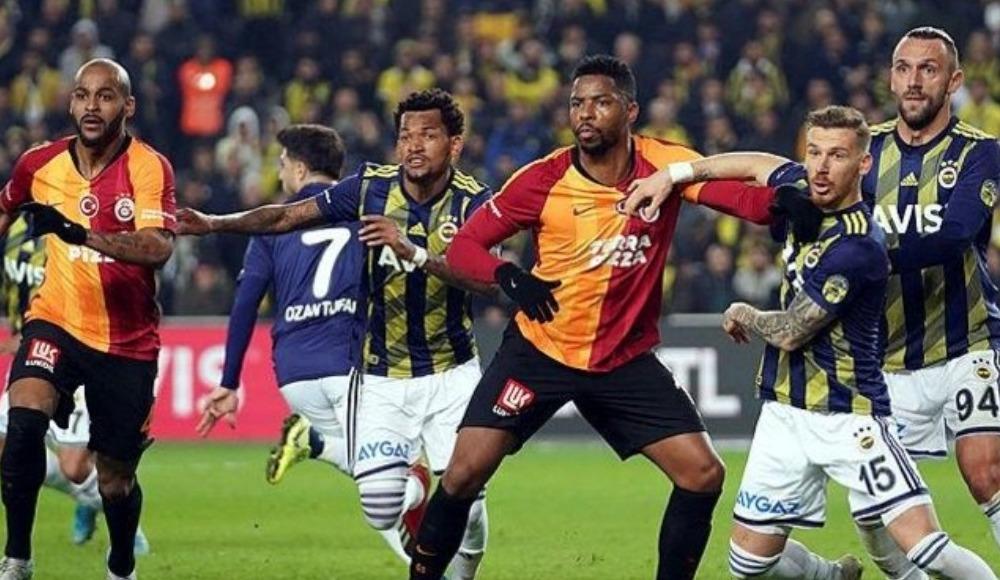 Galatasaray - Fenerbahçe maç linki | Canlı izle