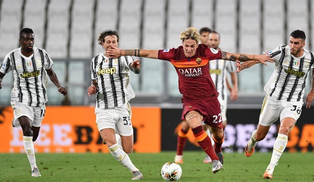 Roma - Juventus (Canlı Skor)
