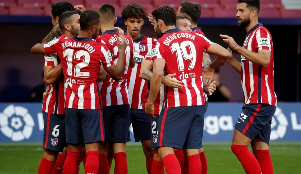 CANLI İZLE | Atletico Madrid - Lokomotiv Moskova